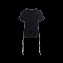 helmut-lang-lacing-top-sort-overdel-L01HW509