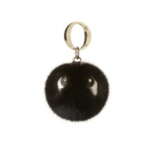 oh-by-kopenhagen-fur-accessories-pels-hunter-vedhaeng-black
