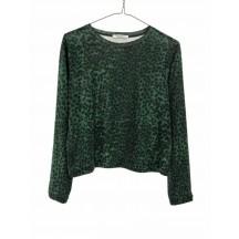 ragdoll-la-bluse-overdel-t-shirt-leopard-grøn-s247