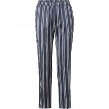 graumann-jackie-marine-stripe-morkebla-satin-bukser-ap3322