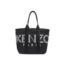Kenzo-shopper-taske-sort-logo-F955SF219F24