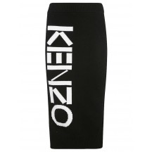 Kenzo-strik-nederdel-logo-F962JU563814