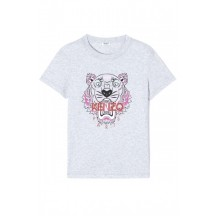 kenzo-tiger-t-shirt-gra-logo-overdel-f952ts7214yb