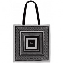 lala-berlin-cotton-bag-kufiya-print-black-silver-taske-accessories