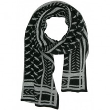 Lala-berlin-Scarf-Chuck-City-on-Nero-tørklæde-accessories-69022