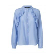 maje-skjorte-bla-overdel-AU1196