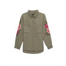 rails-marcel-army-pink-skjorte-overdel-5411-421-0