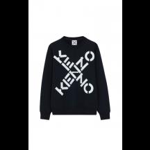 kenzo-sweatshirt-logo-sort-FB62SW8304MS