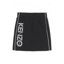 Kenzo-logo-nederdel-sort-F952JU779952
