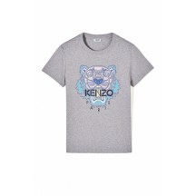kenzo-tiger-t-shirt-gra-logo-overdel-F962TS7214YB
