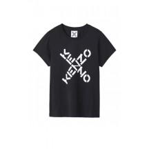 kenzo-t-shirt-sport-overdel-sort-FA62TS7204SJ