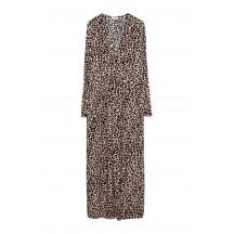 zadig-et-voltaire-roux-kjole-leopard-SHCP0404F/1