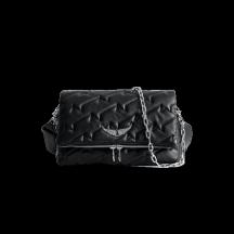 zadig-voltaire-rocky-qulit-taske-sort-sjab2022f