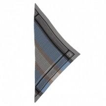 Lala-berlin-triangle-trinity-classic-dark-multicolor-tørklæde-1206-AC-1001
