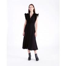 iro-hurray-kjole-sort-WM33HURRAY