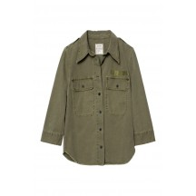 zadig-et-voltaire-toast-mili-skjorte-overdel-army-shco0501f