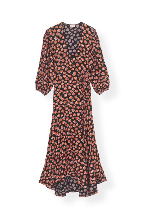 4d4517f041fc ganni-printed-crepe-kjole-rod-f2902 style